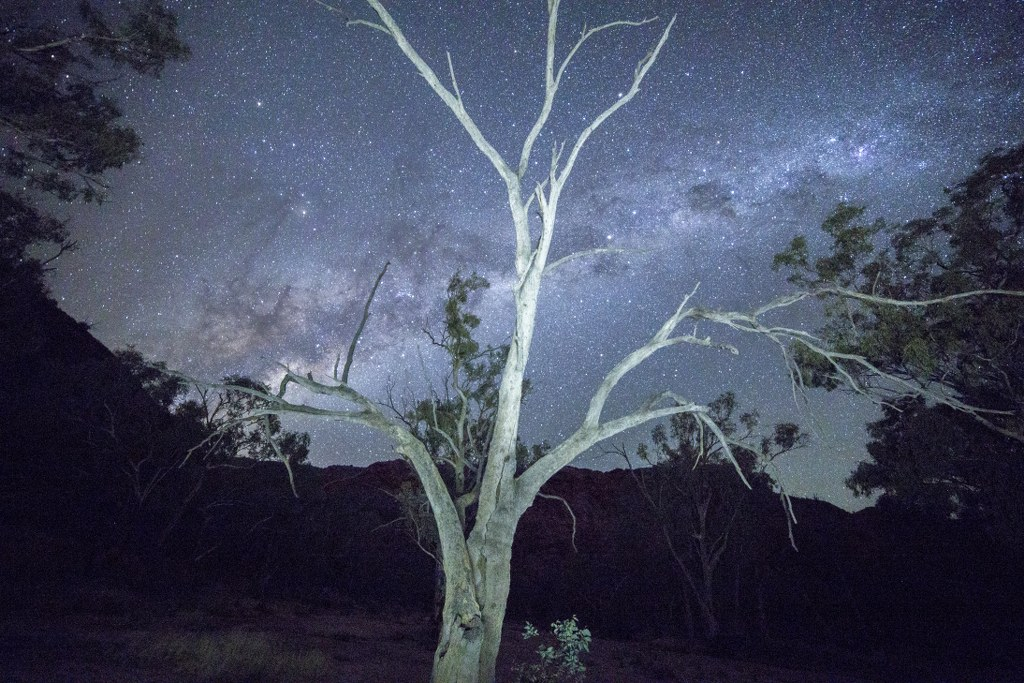 Trephina Gorge Night Landscape_2_1024x683