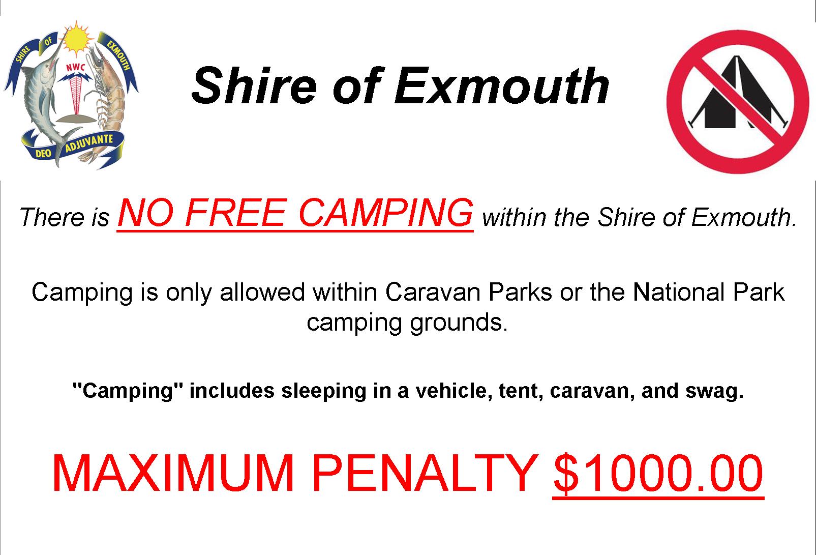 No_Free_Camping